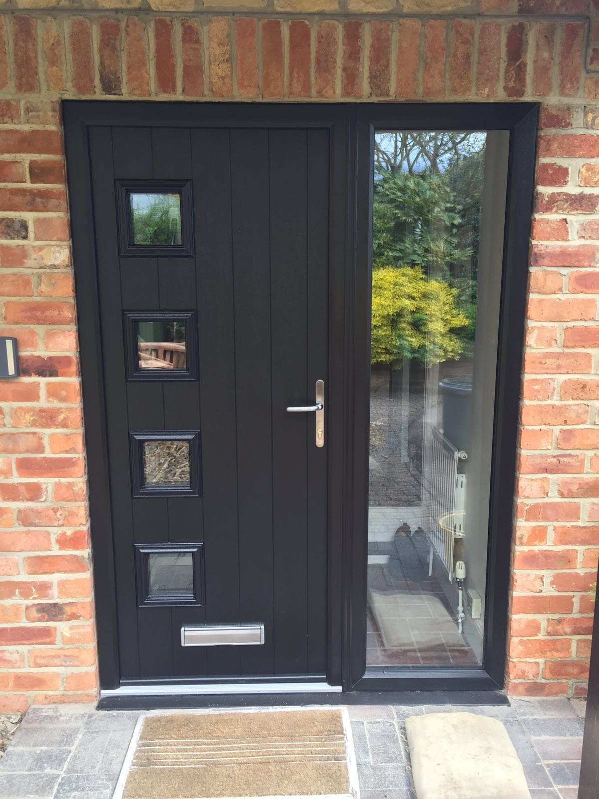 Solidor Composite Door Installation In Windows Ltd